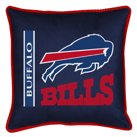 Sports Coverage Inc. NFL Buffalo Bills Throw Pillow