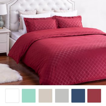 Bedsure Full/Queen Duvet Cover Set