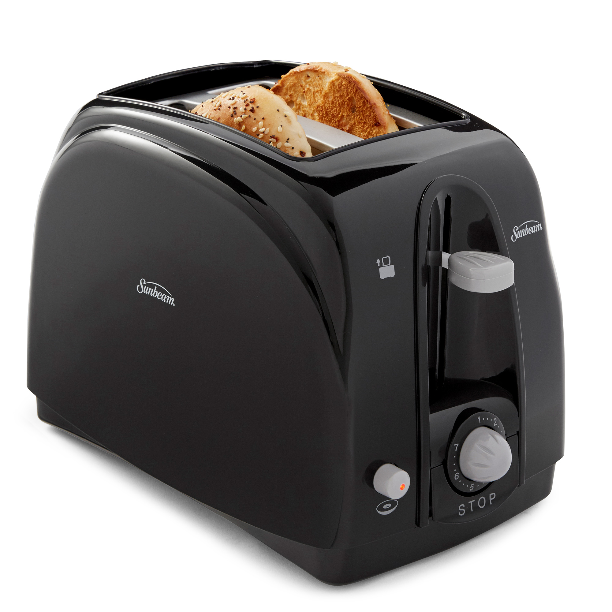 Sunbeam 2-Slice Toaster, Black (003910-100-000)
