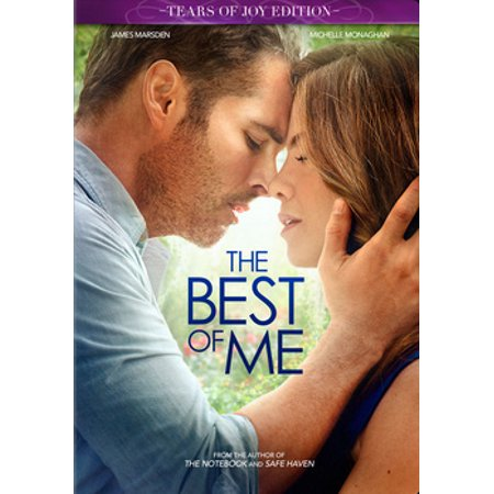 The Best of Me (DVD) (Best Type Of Shrooms)