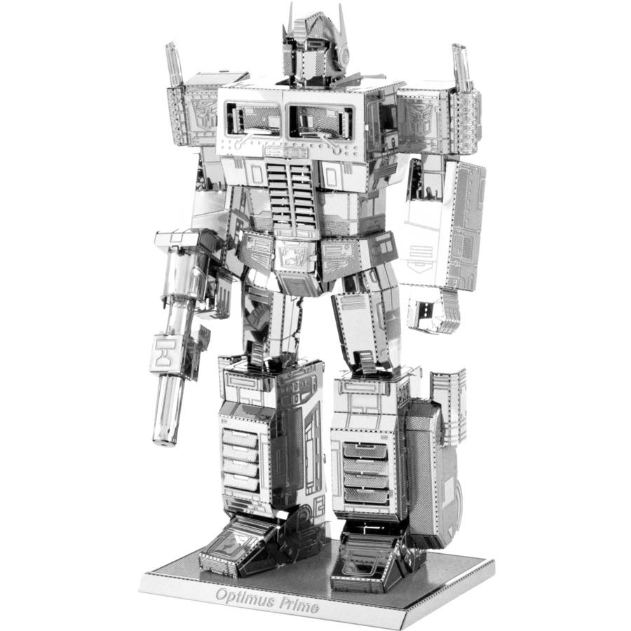 Metal Earth 3D Laser-Cut Model, Transformers Optimus Prime by Fascinations