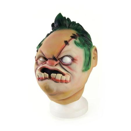 DOTA 2 Adult Latex Costume Mask: Pudge + Digital Unlock