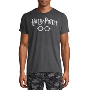Harry Potter Iconic Glasses Men's and Big Men's Graphic T-shirt