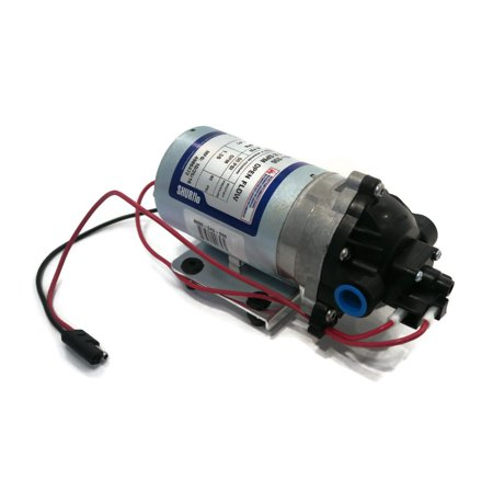(2)New SHURflo 12v Electric WATER TRANSFER PUMPS 1.8 gpm 60 PSI w/ Demand Switch by The ROP Shop