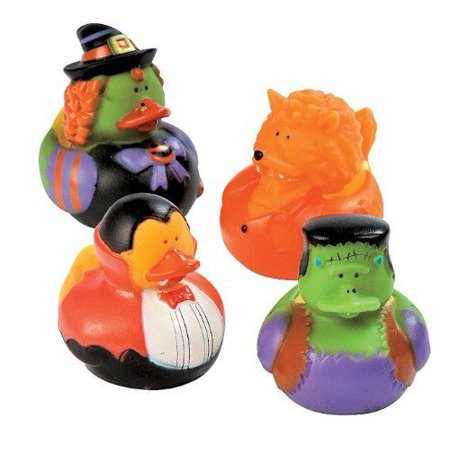 One Dozen (12) Halloween Costume Ducky Party Favors - NEW - Halloween Party 1 November London