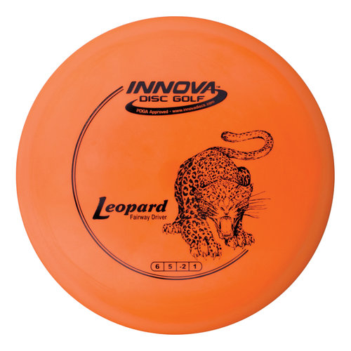 Innova DX Leopard Fairway Driver Golf Disc