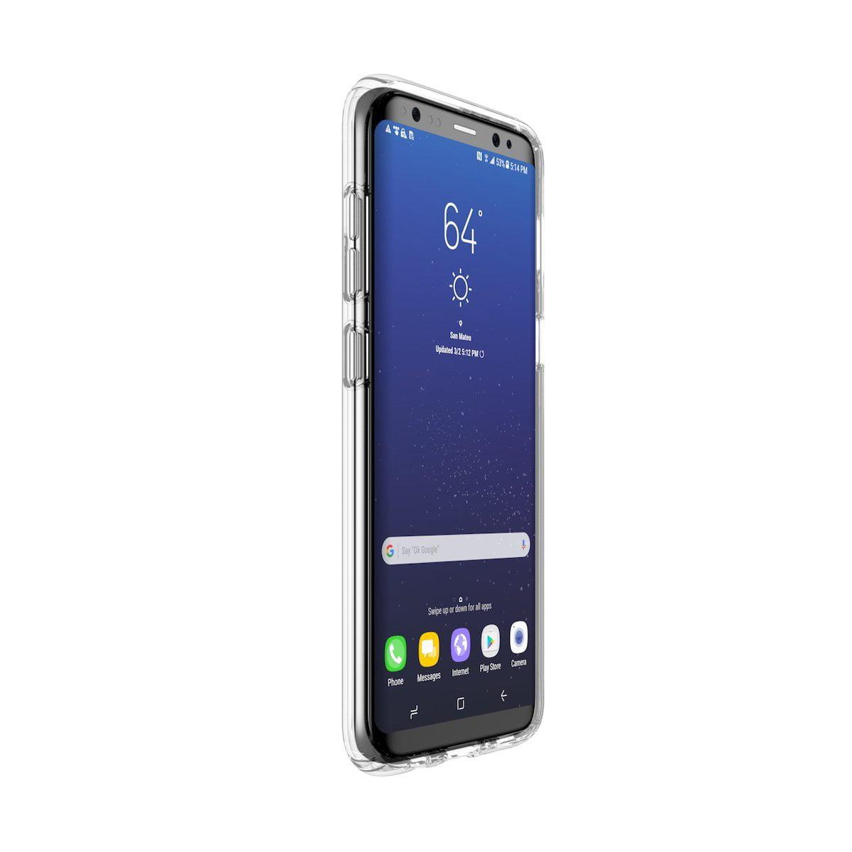 Speck Presidio Clear for Samsung Galaxy S8