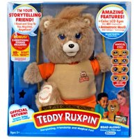 Teddy Ruxpin Electronic Plush Figure [Original Outfit]
