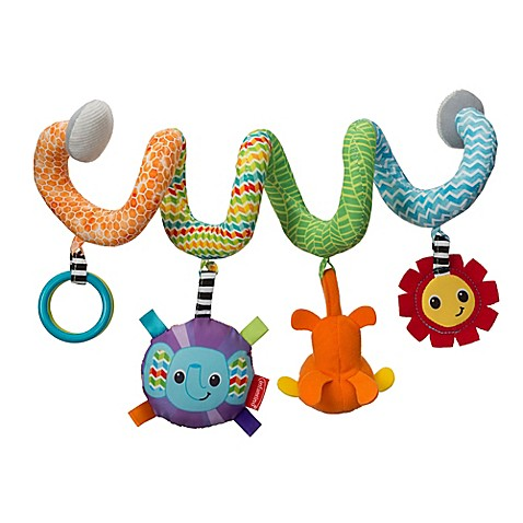 Infantino Spiral Lion Activity Toy