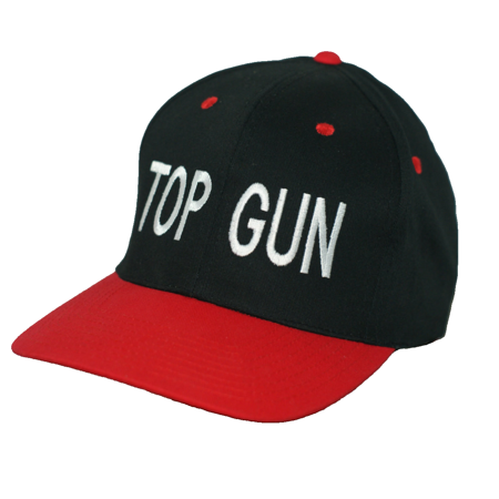 Top Gun Baseball Cap Workaholics Adam DeMamp Devine Adult Hat Movie TV Costume for $<!---->