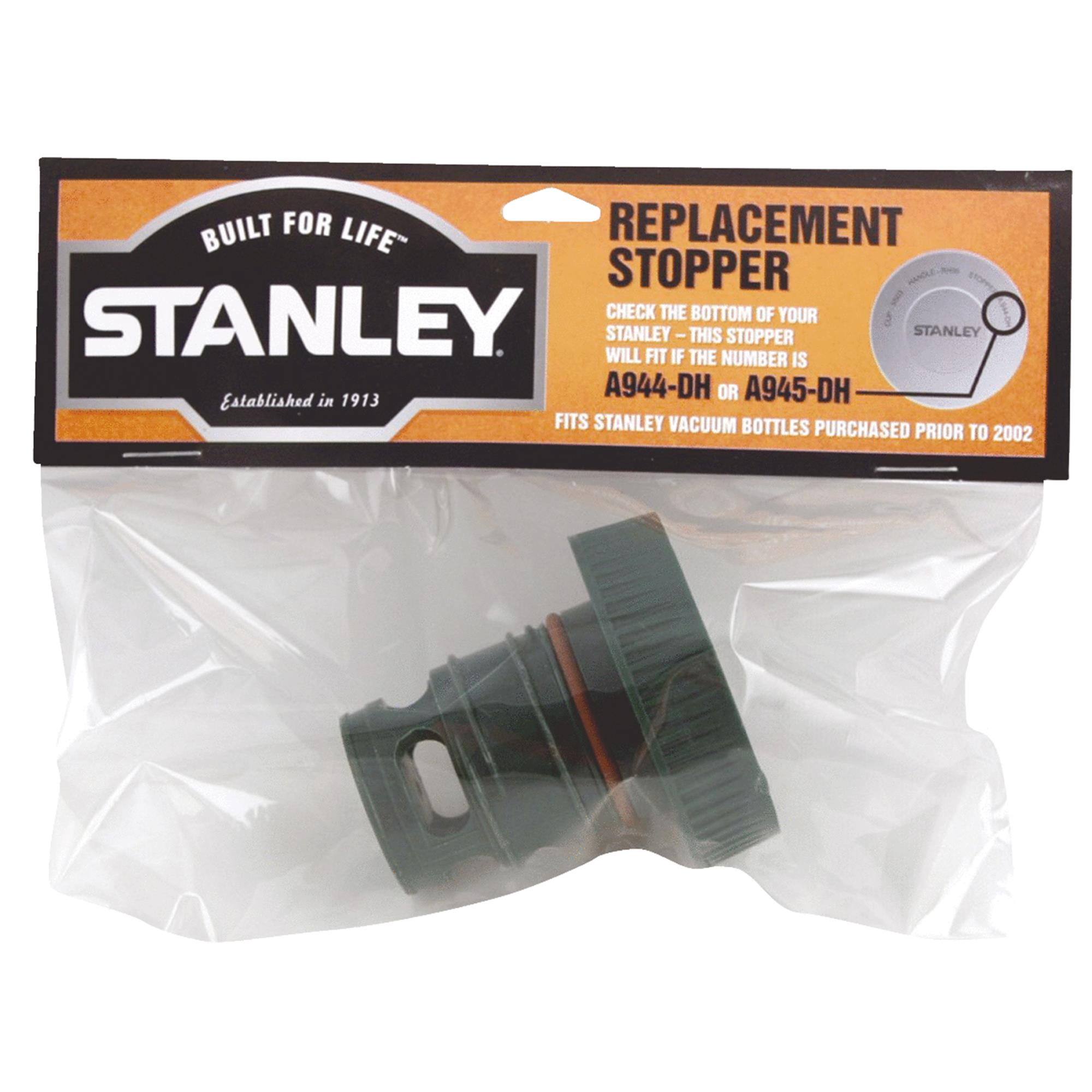 Stanley Vacuum Bottle Stopper, Prior to 2001