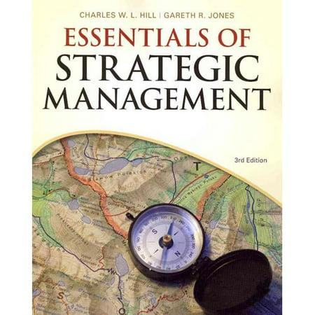 Essentials of Strategic Management by