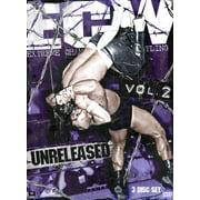 WWE: ECW Unreleased, Vol. 2 by WWE HOME ENTERTAINMENT