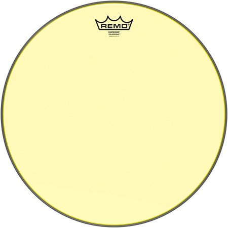 remo emperor colortone yellow drum head. Black Bedroom Furniture Sets. Home Design Ideas