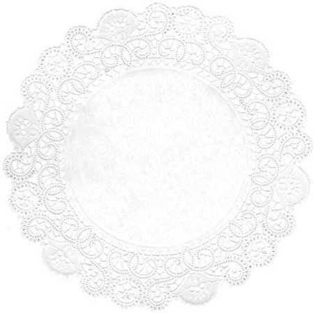 Wilton White Doilies Multi-Pack, 24-Count