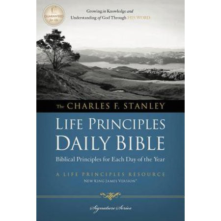 Charles F. Stanley Life Principles Daily