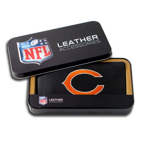 NFL - Chicago Bears Embroidered Checkbook