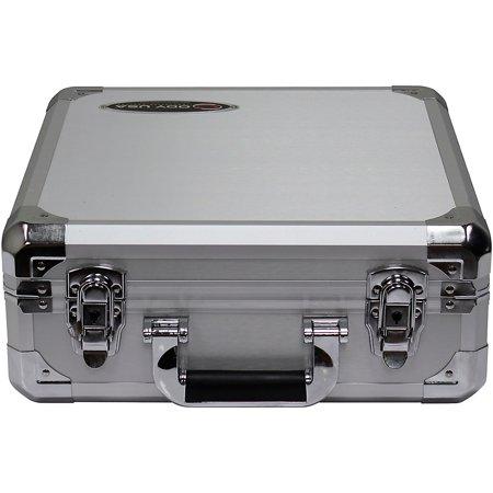 Odyssey KPT01SIL Silver PT01 Scratch Portable Turntable