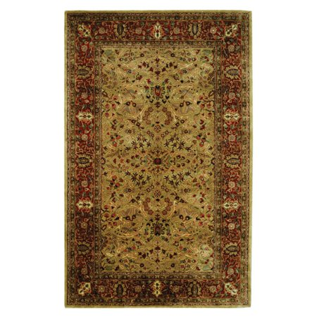 - Safavieh Persian Legend Leone Hand Tufted New Zealand Wool Area Rug
