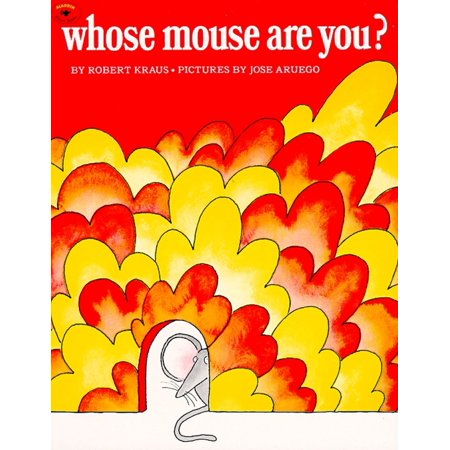 Whose Mouse Are You?](It's Halloween You Fraidy Mouse)