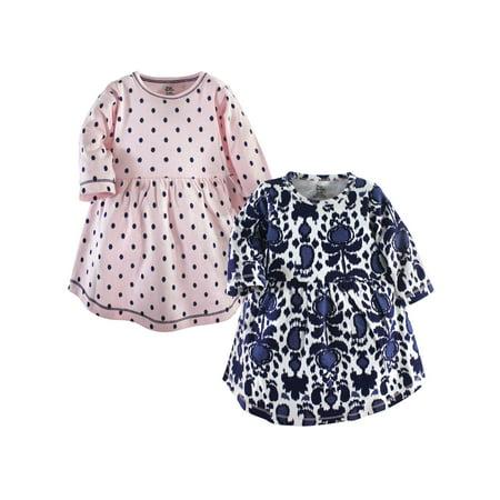 Long Sleeve Dresses, 2-pack (Toddler Girls) - Long Dress Girl