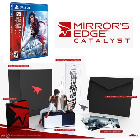 Click here for Mirrors Edge Catalyst Collectors Edition (PS4) prices
