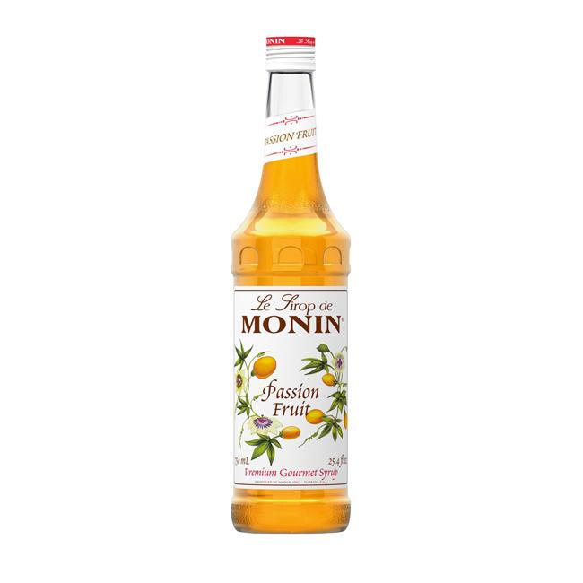 MONIN Passion Fruit Syrup PET