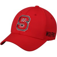 NC State Wolfpack Top of the World Choice Flex Hat - Red