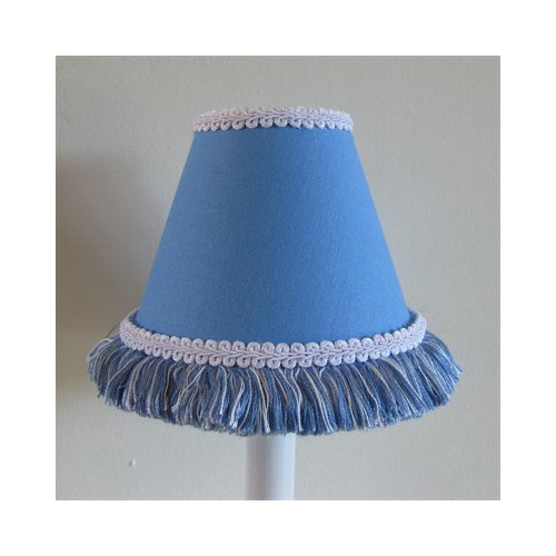 Silly Bear Lighting Cool Pond 11'' Fabric Empire Lampshade by Silly Bear Lighting