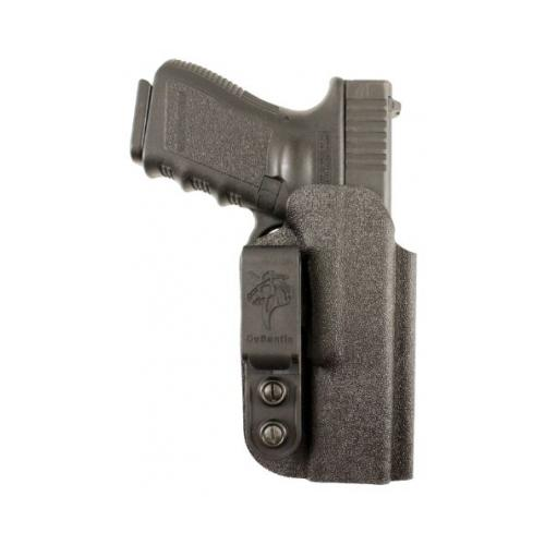 Desantis Slim-Tuk Inside the Pants Holster, Fits Glock 43, Ambidextrous, Black Kydex 137KJ8BZ0 by Desantis