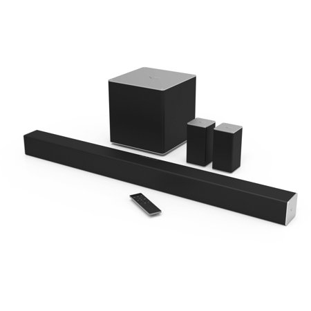 Vizio 40 5 1ch Sound Bar System Sb4051 C0b Refurbished