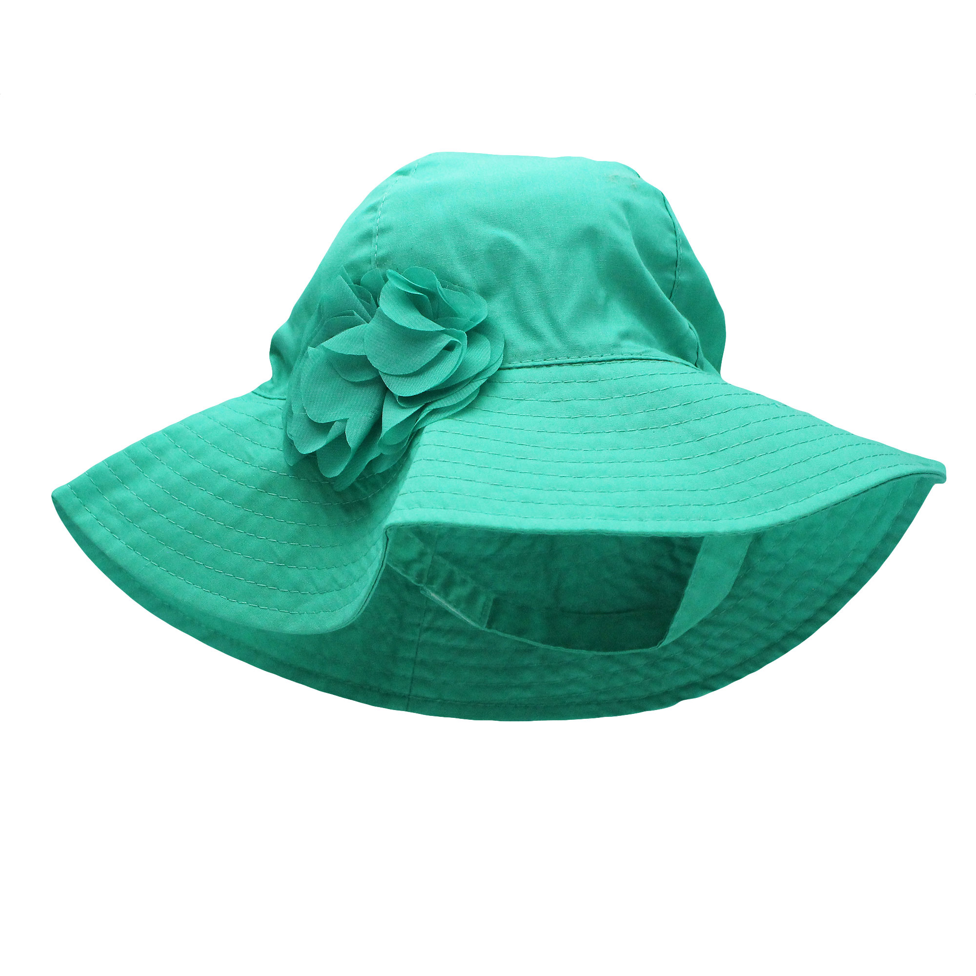 9334537e080 Carter s - Carter s Cotton Sun Hat Baby Girls Sun Protection Hat Turquoise  Blue 0-3 Months - Walmart.com