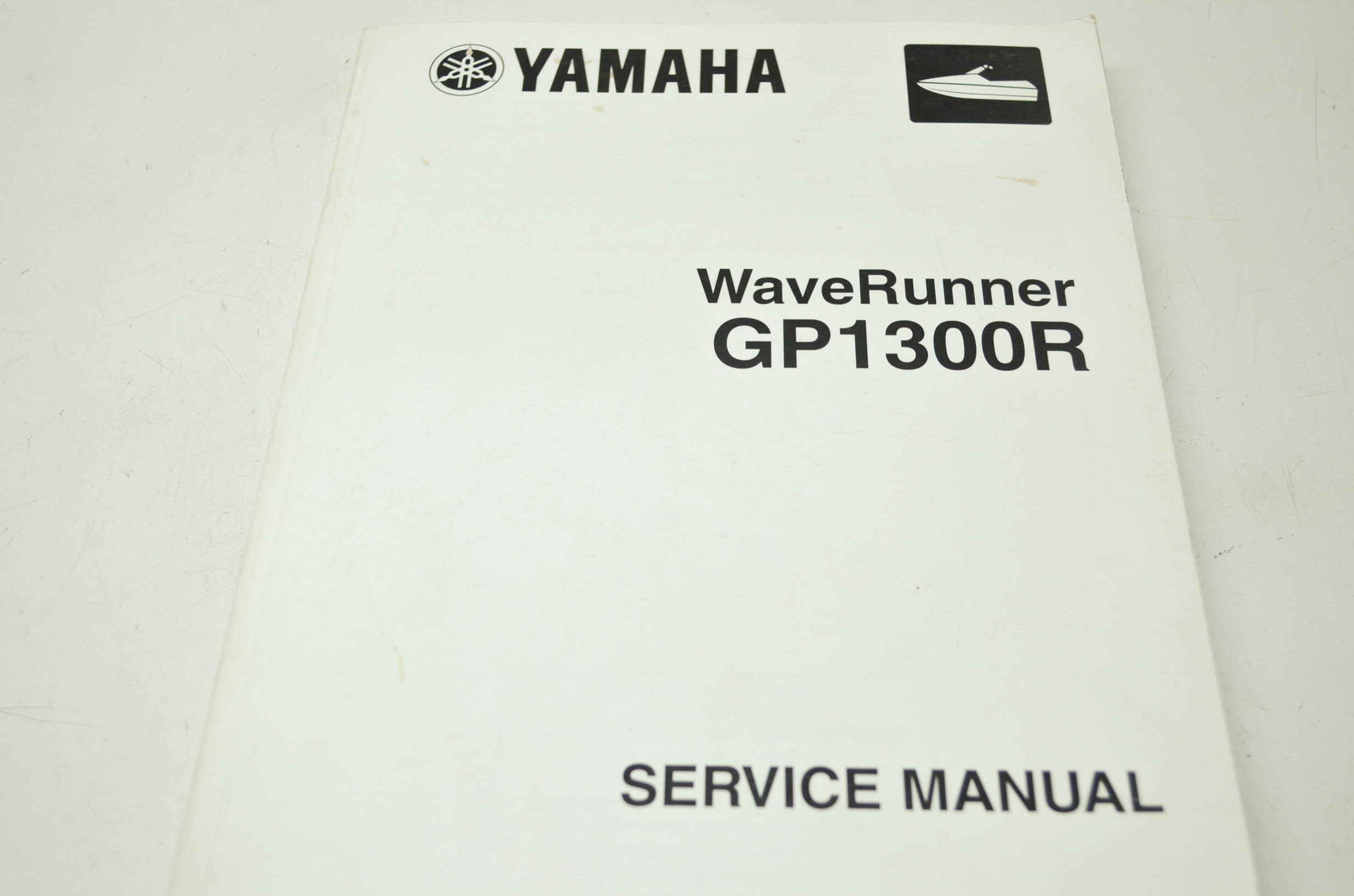 Yamaha service manual gp1300r gp waverunner   ebay.