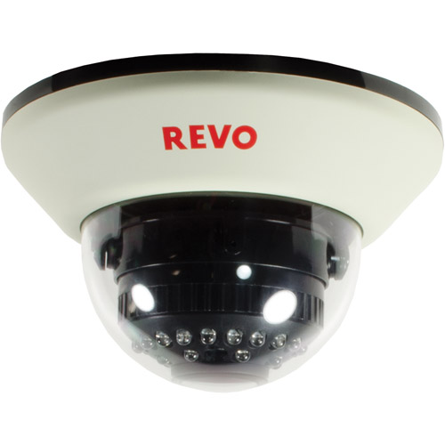 1000 TVL INDOOR DOME CAMERA WITH 30 IR LEDS