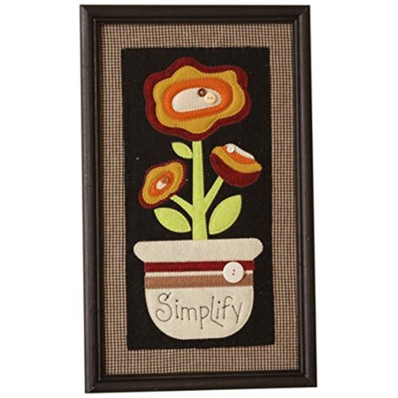 Stitchery Heart (your heart's delight simplify stitchery frame, 12-1/4 by)