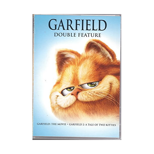 Garfield The Movie Garfield 2 A Tale Of Two Kitties Double Feature Dvd Walmart Com Walmart Com