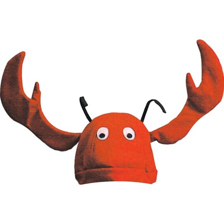 LOBSTER HAT - Jacobson Hats Co - COSTUME ACCERSORIES (Lobster Hat)