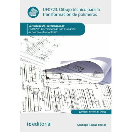 Dibujo técnico para la transformación de polímeros - eBook