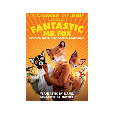 Fantastic Mr. Fox (DVD) - Fantastic Prom