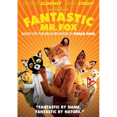 Fantastic Mr. Fox (DVD)