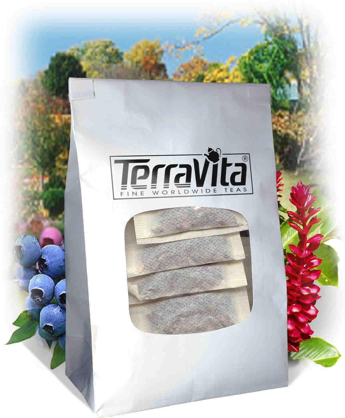 Cinnamon Chacha Rooibos Tea (25 tea bags, ZIN: 518448) by TerraVita