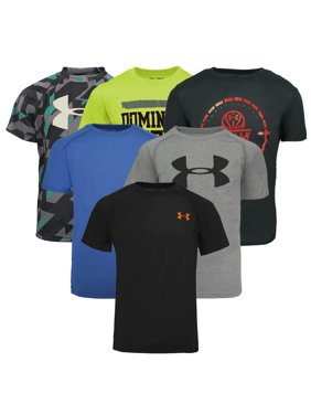 1a3d61bac Product Image Under Armour Boys' Mystery T-Shirt 3-Pack