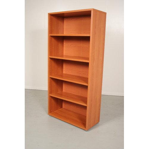 Tvilum Pierce Office 5 Shelf Bookcase