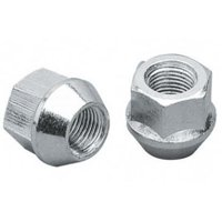 C1307B4 12 mm 1.50 Righ Hand Lug Nuts Bulge Acorn 0.75 in. Hex - Pack of 4