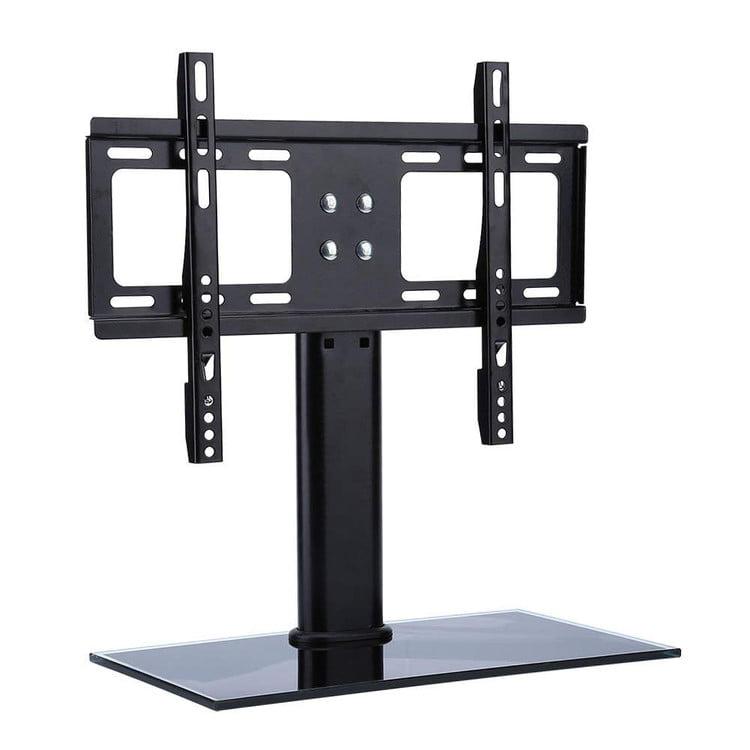 26 32 Tv Mout Adjustable Tv Stand Base Universal Swivel Tabletop