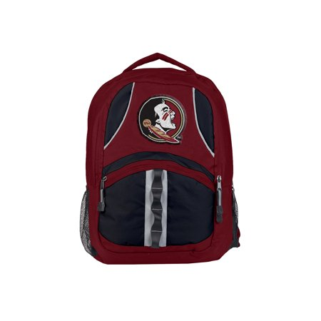 "Ncaa Florida State Seminoles Mesh - NCAA Florida State Seminoles ""Captain"" 18.5""H x 8""L x 13""W Backpack"