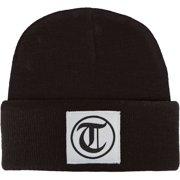Terror Men's T Logo Beanie Black