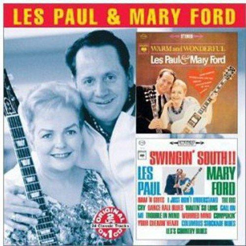 2 LPs on 1 CD: WARM & WONDERFUL (1962)/SWINGIN' SOUTH (1963).<BR>Originally released on Columbia.