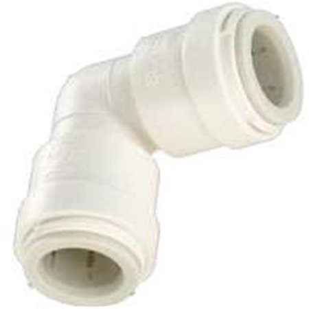 Watts 3517 08 P 420 Union Elbow 3 8 in 3 8 in 90 deg Off White