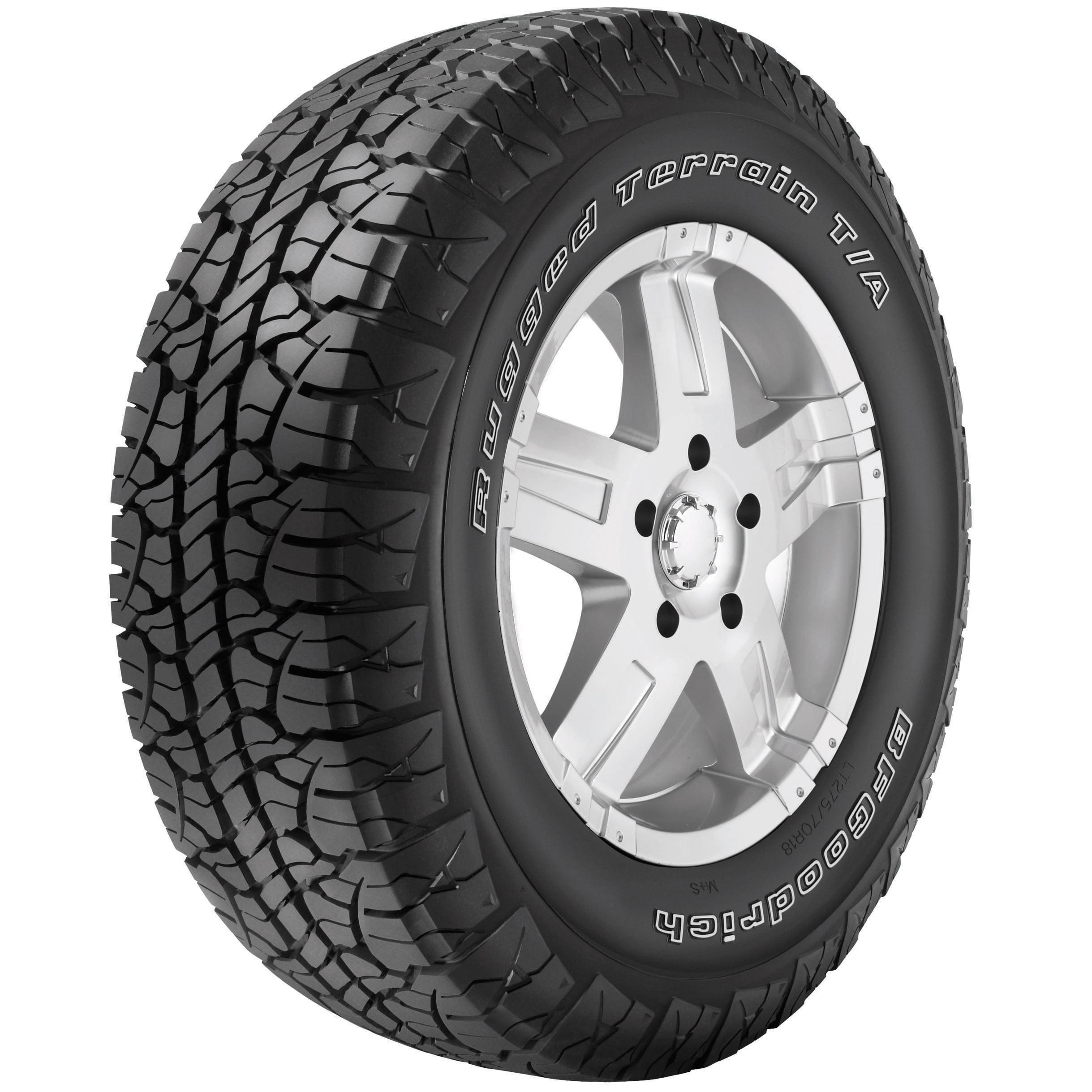 Motor Home And Rv Tires Walmart Com >> Bfgoodrich Rugged Terrain T A Tire P265 70r17 113t